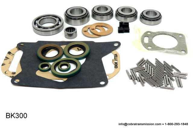 Dana 300, Bearing Kit