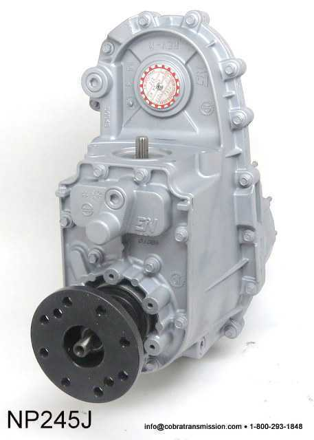NP245J Reman Transfer Case
