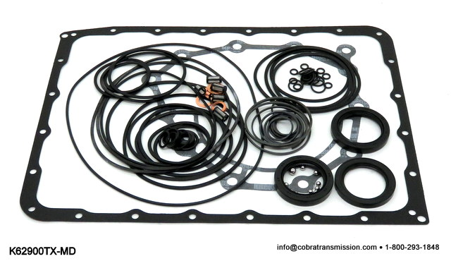 JR711E Overhaul Kit - WITH PISTONS