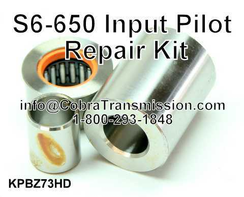S6-650 Input Pilot Repair Kit