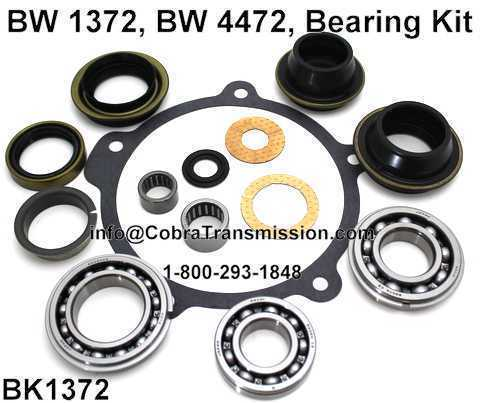 BW 1372, BW 4472, Bearing Kit