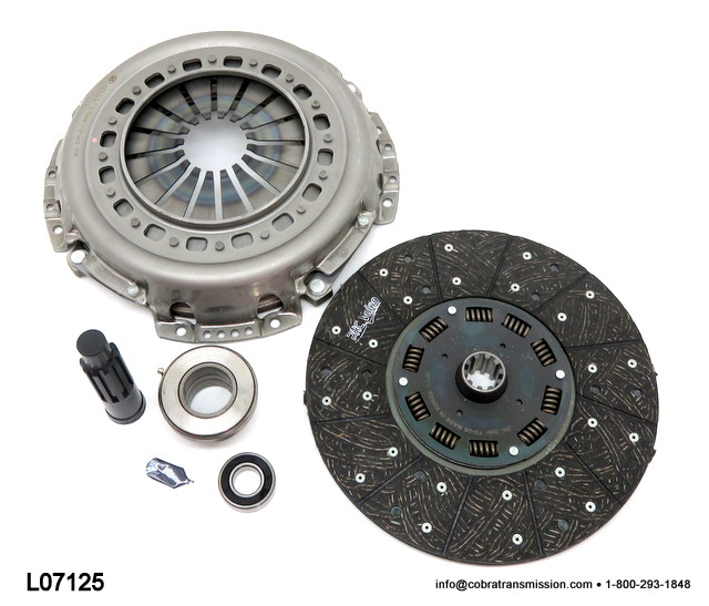 NP 435, Clutch Kit