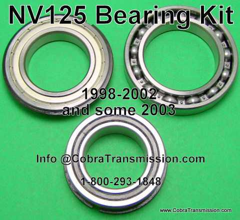 BMW X5 Bearing Kit