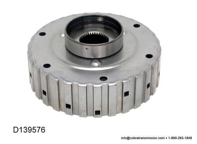 "ZF5HP24 Drum ""B"" 1058-271-041"