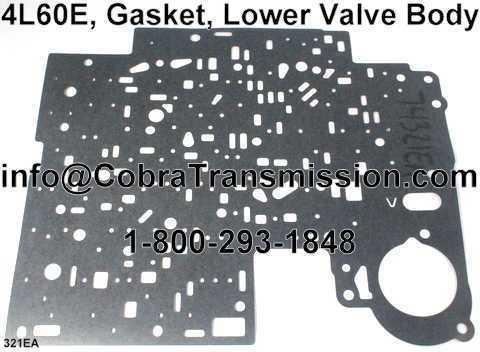 700-R4 Gasket, Lower Valve Body