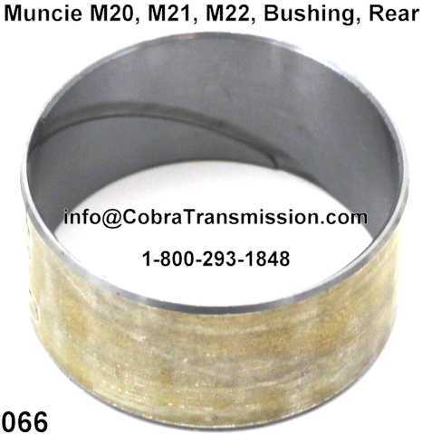Muncie M20, M21, M22, Bushing, Rear