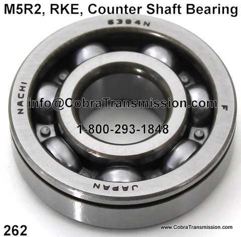 M5R2, RKE, Counter Shaft Bearing