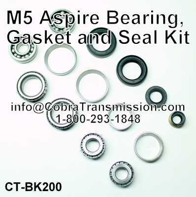 M5 Aspire Bearing, Gasket and Seal Kit