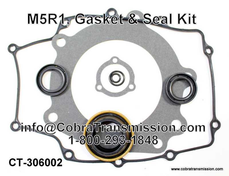 M5R1 Gasket & Seal Kit