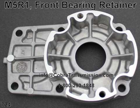 M5R1, Front Bearing Retainer