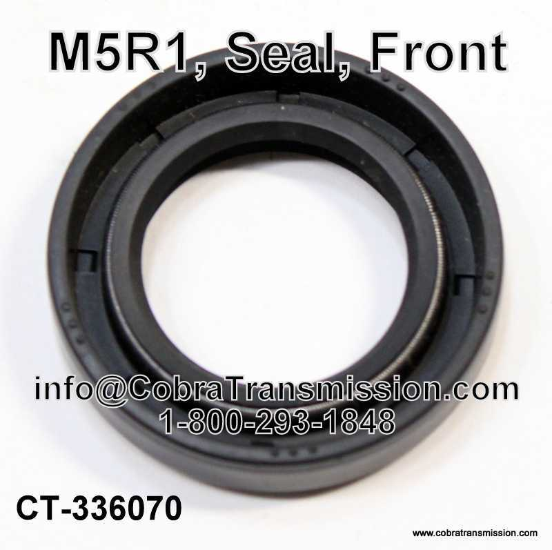 M5R1, Seal, Front