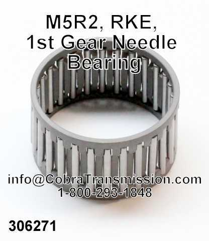 M5R2, RKE, 1st Gear Needle Bearing
