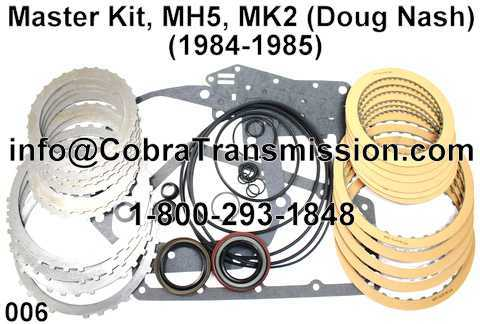Master Kit, MH5, MK2 (Doug Nash) (1984-1985)