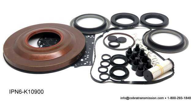 volvo xc70 transmission rebuild kit