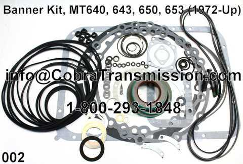 Allison MT640, 643, 650, 653 Overhaul Kit