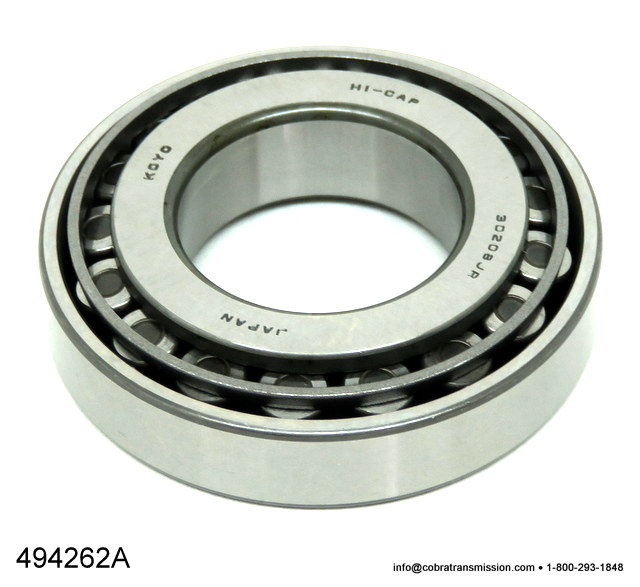 Mitsubishi F5M33, W5M61, W6MG1, Counter Shaft Bearing, Rear