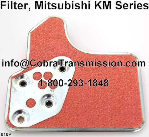 Filter, Mitsubishi KM Series