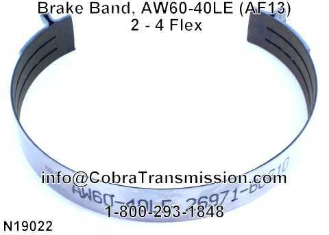 Brake Band, AW60-40LE (AF13) 2 - 4 Flex