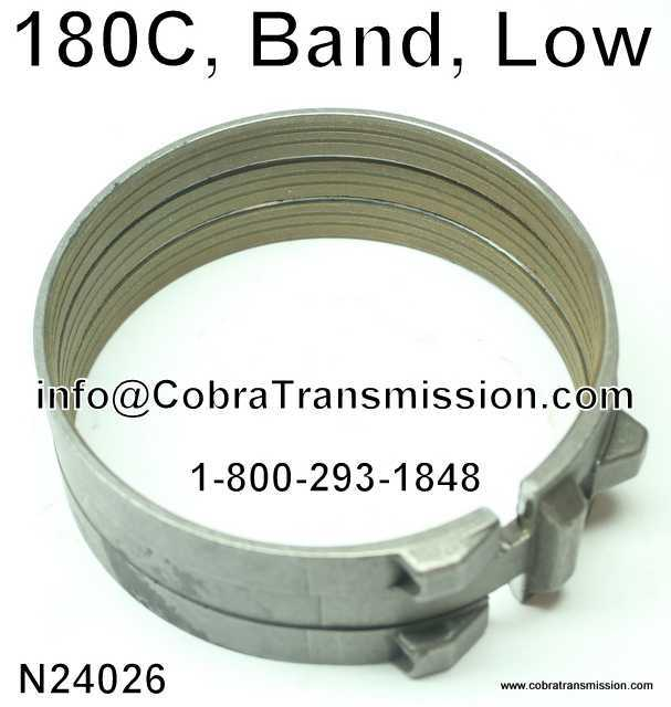 180C, Band, Low