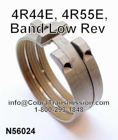 4R44E, 4R55E, Band Low Rev 74-Up