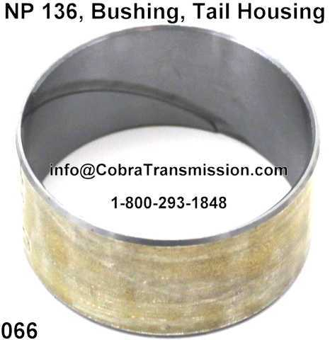 NP136, NP226 Bushing - Tail Housing