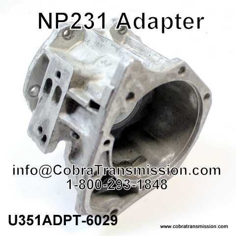 NP231 Adapter