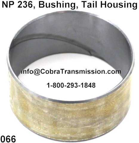 NP 236, Bushing, Tail Housing