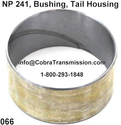 NP 241, Bushing, Tail Housing
