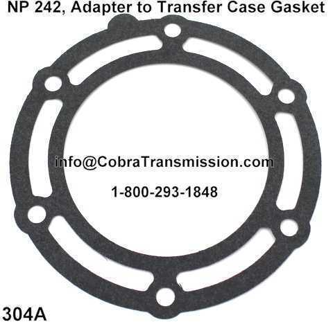 NP 242, Adapter to Transfer Case Gasket
