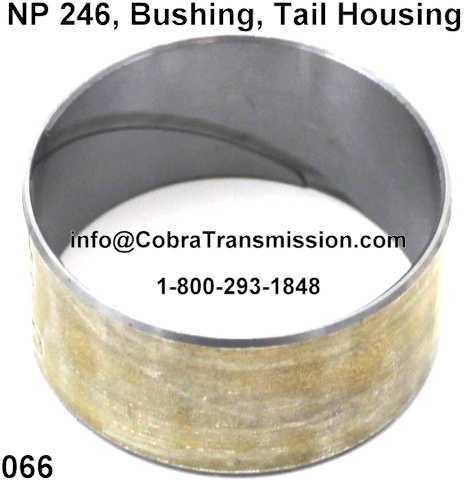 NP 246, Bushing, Tail Housing