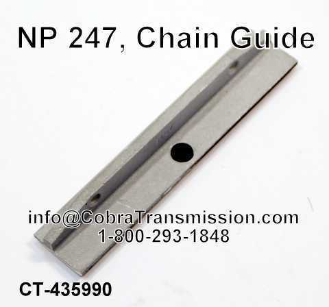 NP 247, Chain Guide