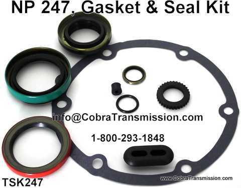 NP 247, Gasket & Seal Kit