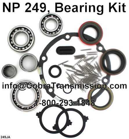 NP249 Bearing Kit