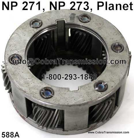 NP 271, NP 273, Planet