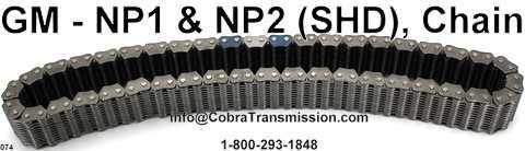 GM - NP1 & NP2 (SHD), Chain