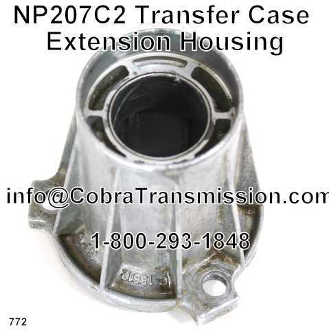 NP207C2 Transfer Case Extension Housing