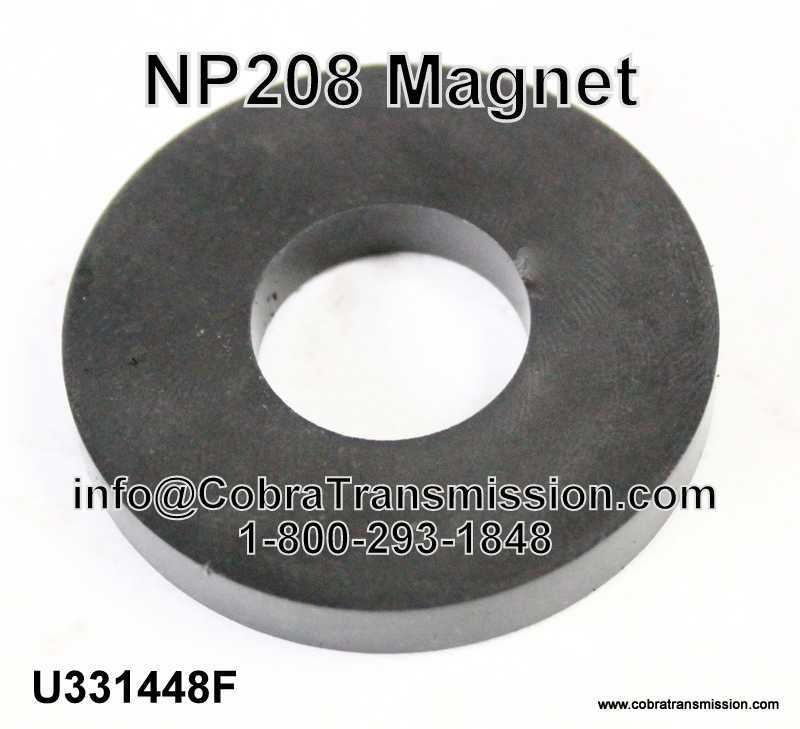 NP 208 Magnet
