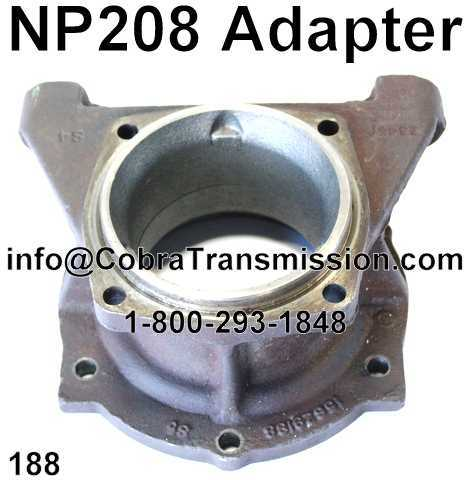 NP 208 Adapter