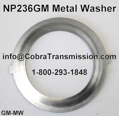 NP236GM Metal Washer