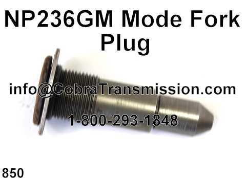 NP236GM Mode Fork Plug