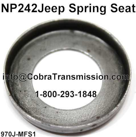 NP242Jeep Spring Seat