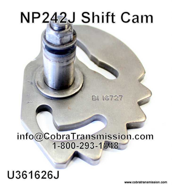 NP242J Shift Cam
