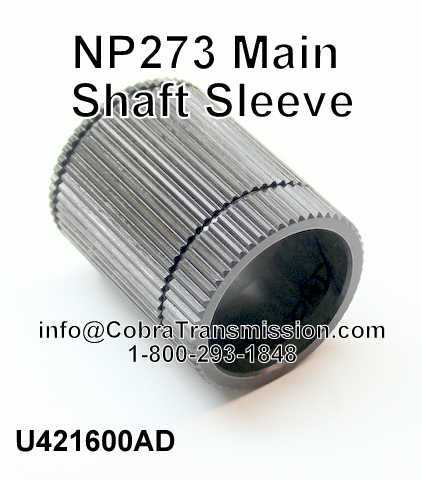 NP273 Main Shaft Sleeve