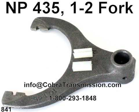 NP 435, 1-2 Fork