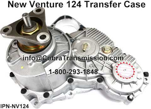 New Venture 124 Transfer Case - 39495