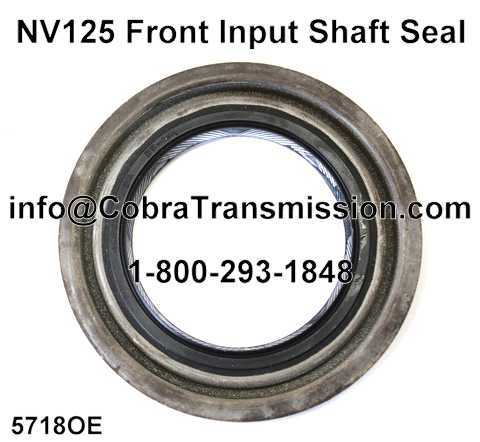 NV125 Front Input Shaft Seal 27107535718