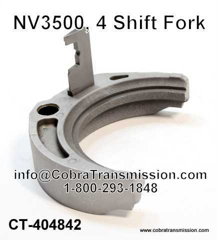 NV3500, NV3550 3-4 Shift Fork