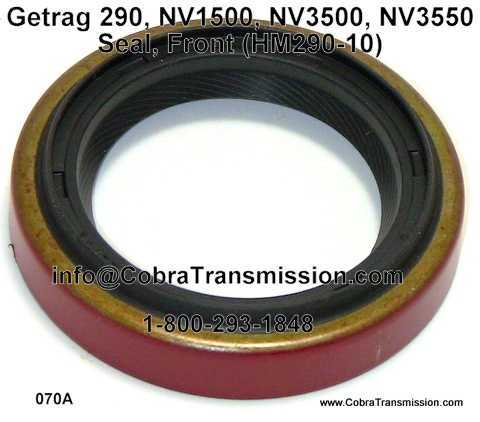 Getrag 290, NV1500, NV3500, NV3550, Counter Shaft Bearing [404260K