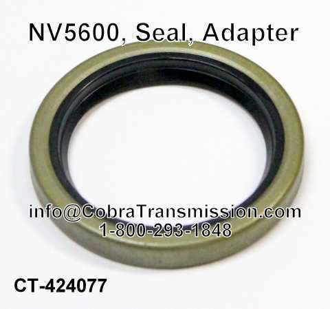 NV5600, Seal, Adapter