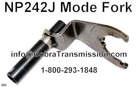 NP242J Mode Fork
